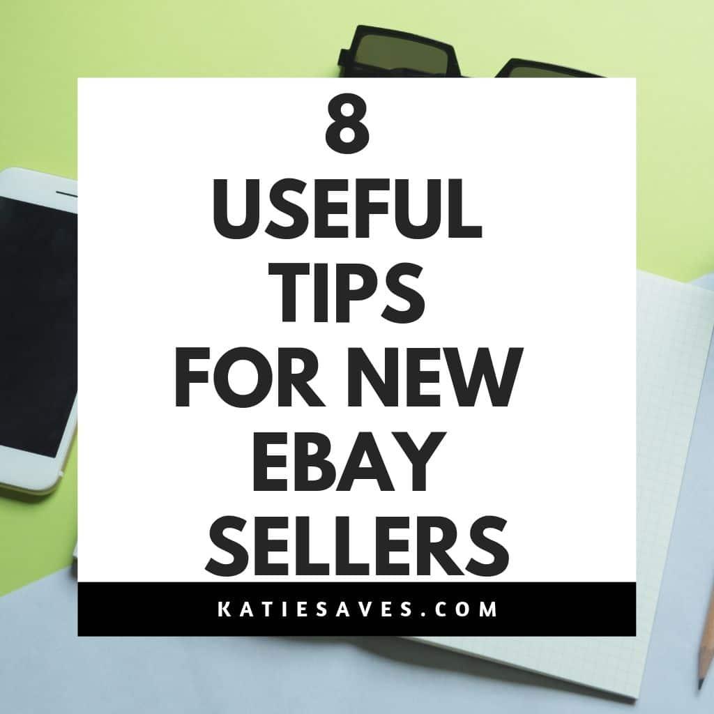 tips for new ebay sellers
