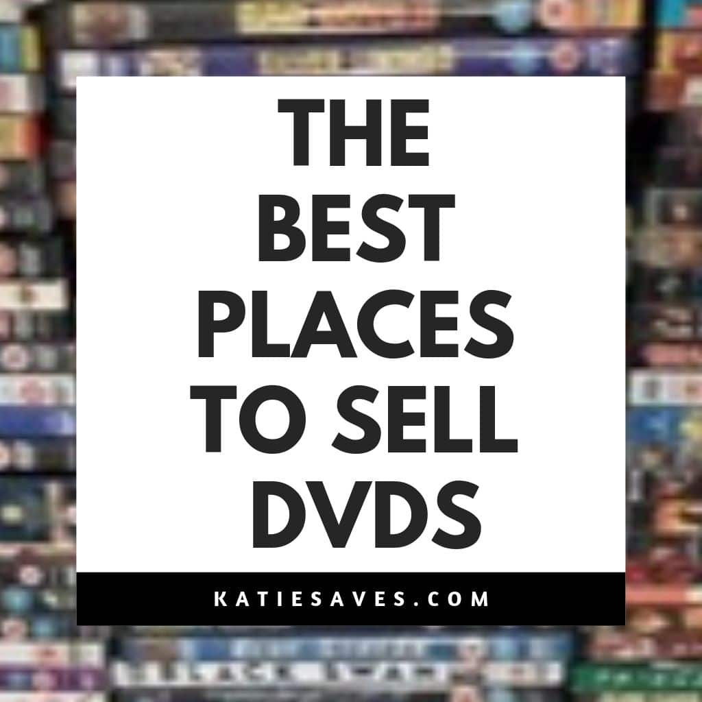 the best places to sell dvds