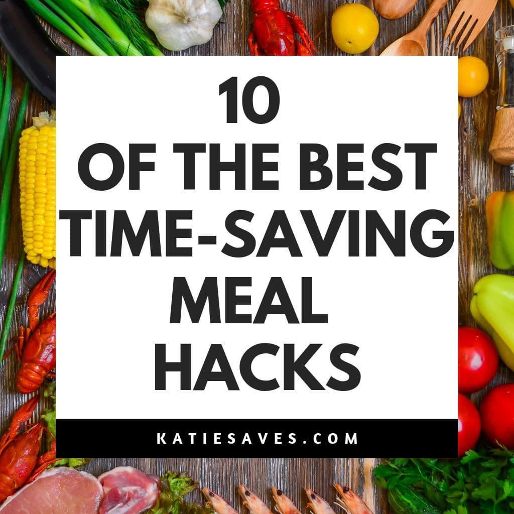 time saving meal hacks