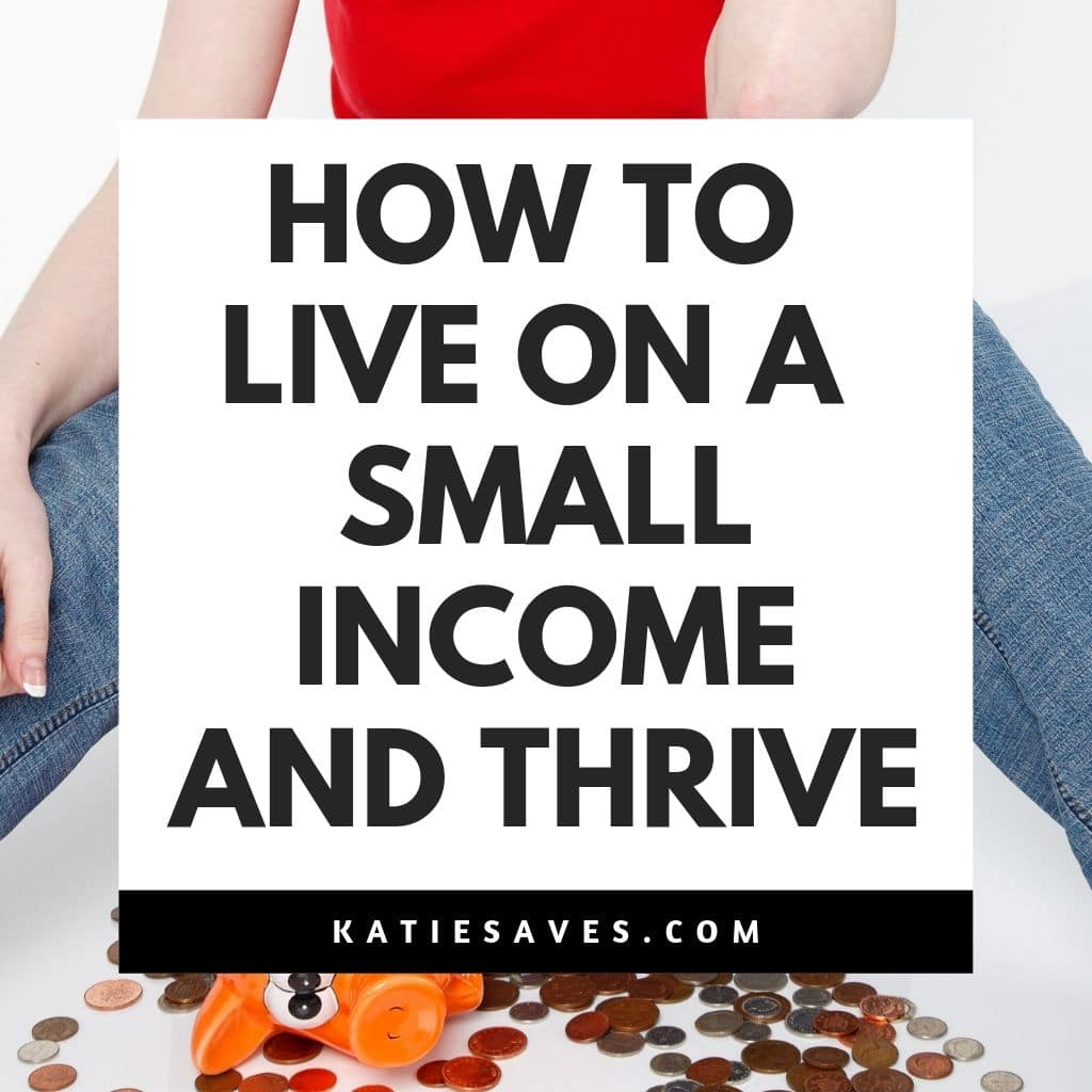 how-to-live-on-a-small-income