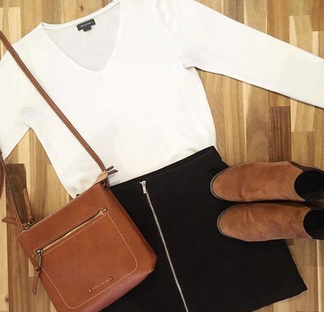 Work Capsule Wardrobe Outfit 3