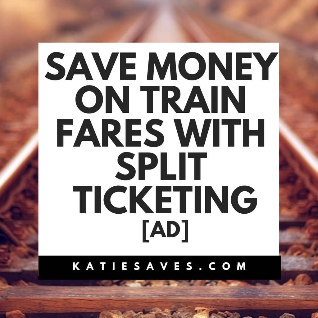 split ticketing