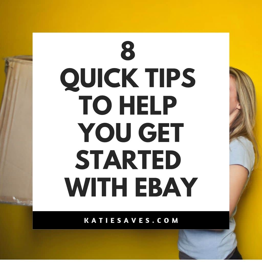 get started with ebay