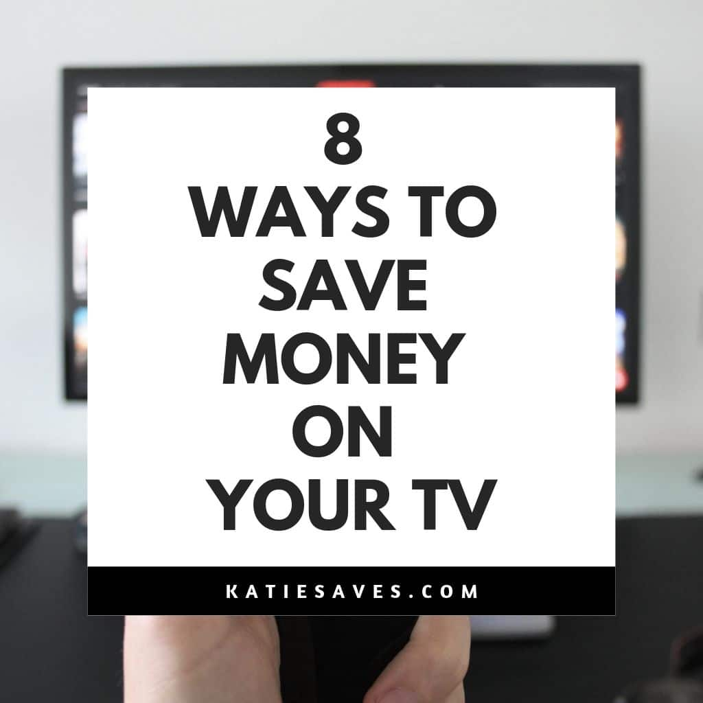 save money on tv