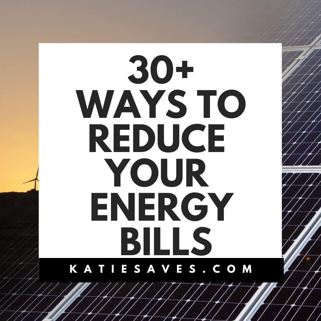 reduce energy bills