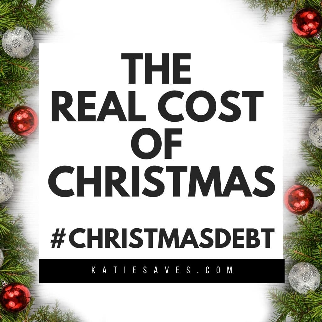 real cost of christmas