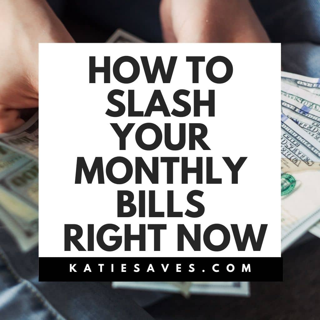 SLASH MONTHLY BILLS NOW