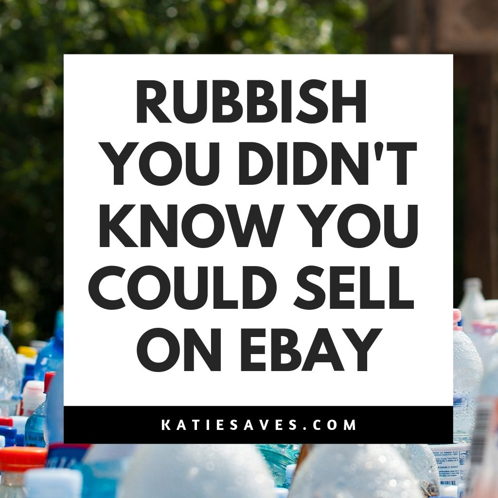 rubbish you didn't know you could sell on ebay