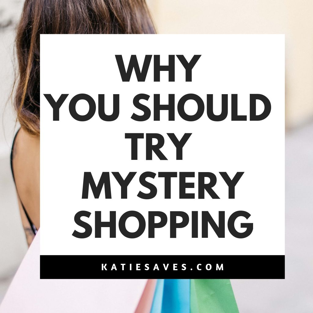 why you should try mystery shopping