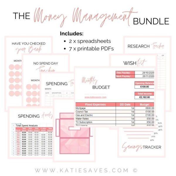 Money Management Bundle
