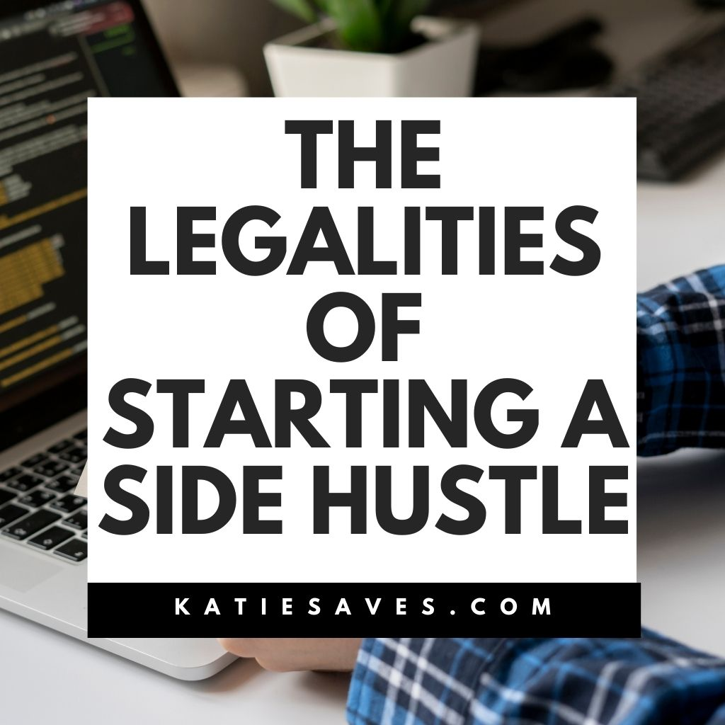The Legalities of Starting a Side Hustle